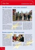 Über Fussball und polItIK - Glante, Norbert - Seite 4