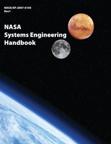 NASA Systems Engineering Handbook - Dec 2005 - AcqNotes.com