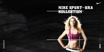NIKE SPORT-BRA KOLLEKTION - Nike Instructor Club
