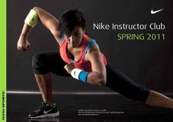 upfitness 2 - Nike Instructor Club