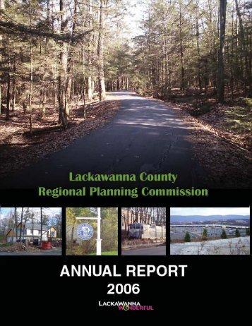 2006 Annual Report - Lackawanna County