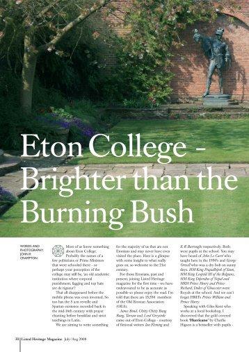 Eton College - Brighter than the Burning Bush Pics_1.pdf