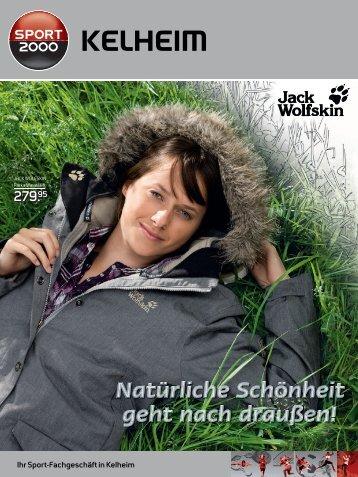 JACK WOLFSKIN Parka Wave Hill - Sport 2000 Kelheim