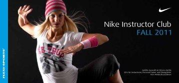 20 - Nike Instructor Club
