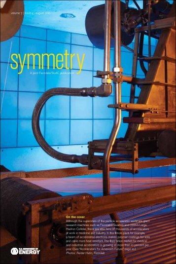 symmetry in progress - Symmetry Magazine