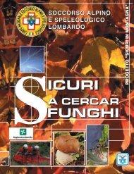 Sicuri a cercar funghi - CAI Sicilia