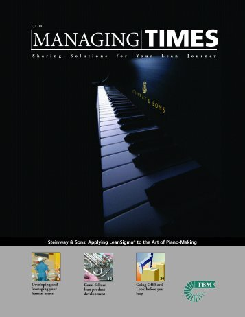 MANAGING - TBM