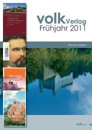 Frühjahr 2011 - Volk Verlag