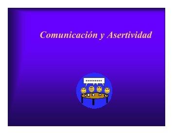 Curso de Comunicación y Asertividad