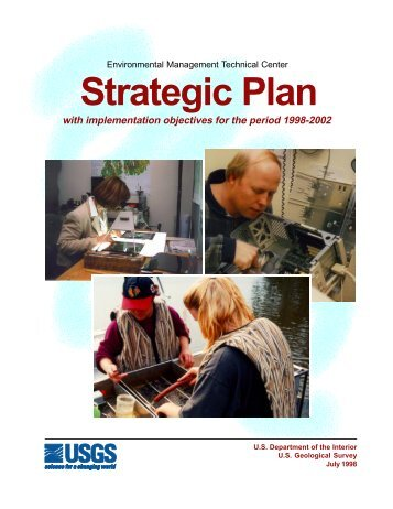 Strategic Plan - Upper Midwest Environmental Sciences Center