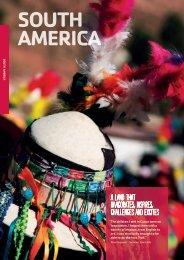 south america - STA Travel Hub