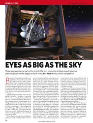 Eyes As Big As The Sky - Thirty Meter Telescope