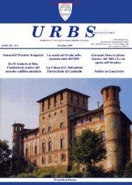 Scarica tutta la rivista in formato pdf - Accademia Urbense