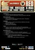 LENINGRAD COWBOYS RED X-MAS ASIAKASINFO ... - Festago - Page 2