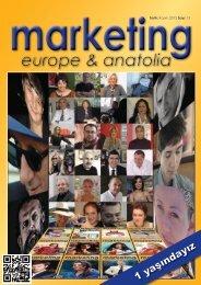 marketing europe & anatolia - Eksantrik Prodüksiyon