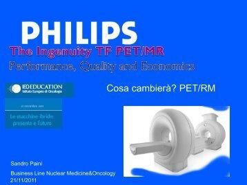 Configurazione sistema PET/TC GEMINI TF