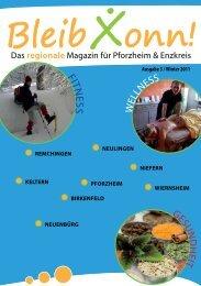 Magazin Für Pforzheim & Enzkreis - Die Heftmacher