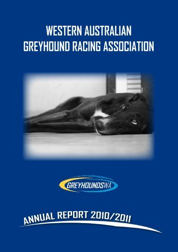 western australian greyhound racing association - Greyhounds WA