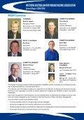 western australian greyhound racing association - Greyhounds WA - Page 6