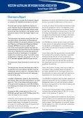 western australian greyhound racing association - Greyhounds WA - Page 7
