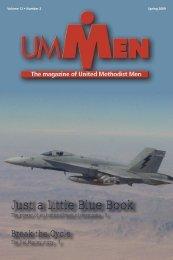 Just a Little Blue Book - United Methodist Men