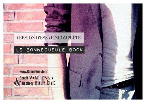 le bonnegueule book pdf gratuit