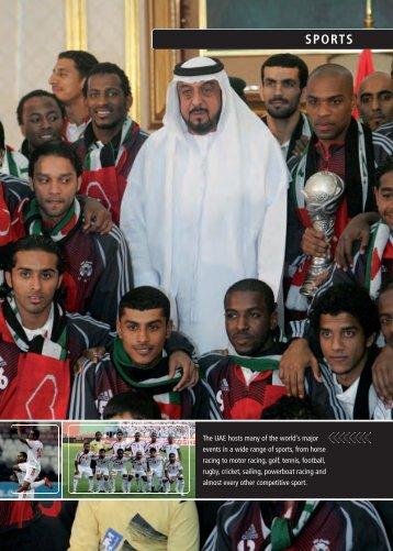 SPORTS - UAE Interact