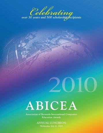 Celebrating - ABIC