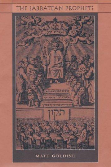 The Sabbatean Prophets