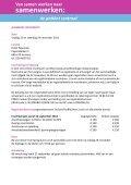 samenwerken: - Nederlandse Vereniging voor Anesthesiologie - Page 5