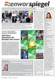 Information für die Geschäftspartner der enwor - ÖKOPROFIT Kreis ...