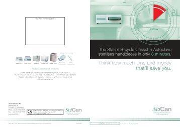 Statim Brochure - Stericare