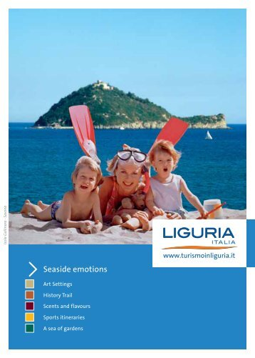 Sailing, windsurf, diving, whale watching, or simply - Turismo in Liguria