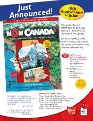 Just Announced! - Raincoast Books