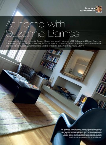 Suzanne Barnes Design Partnership