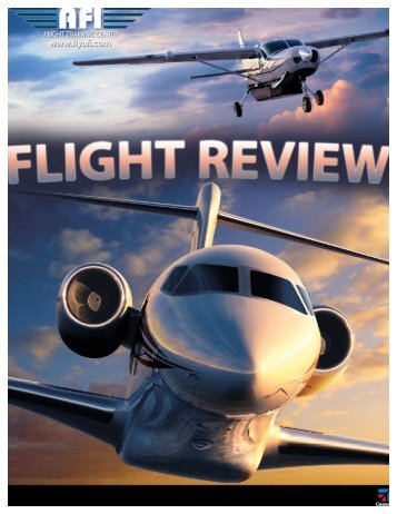 flight review - Fly AFI