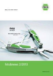 hits&news; 2/2013 neu - Kellner & Kunz AG
