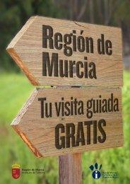 Descargar Folleto de Visitas guiadas GRATUITAS - Murcia Turística