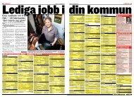 Lediga jobb - Expressen