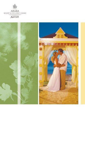 Wedding At A Glance - Aruba Weddings - Aruba Marriott Resort ...