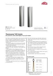 Thermozone® AD Corinte - tormax danmark a/s