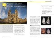 the natural history museum - Nikon Metrology