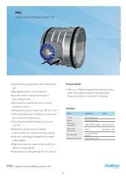 Adjustment And Measurement Unit - Halton