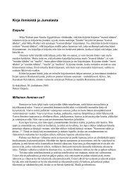 Kirja ihmisistä ja Jumalasta (pdf)