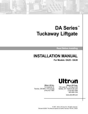 da series tuckaway liftgate installation manual for waltco?quality\\\=85 tommy liftgate wiring diagram 3 way switch wiring diagram \u2022 free liftgate wiring diagram at crackthecode.co