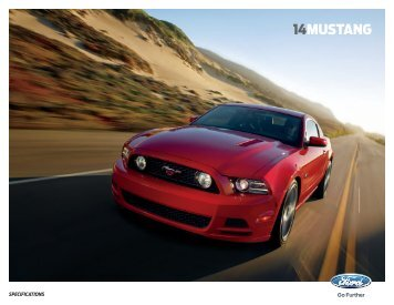 2014 Ford Mustang - VIN Solutions