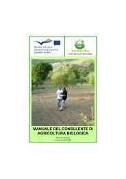 manuale del consulente di agricoltura biologica - Projects - Ifes