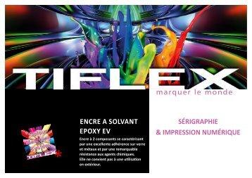 Télécharger notre fiche produit (PDF, 330 Ko) - Tiflex