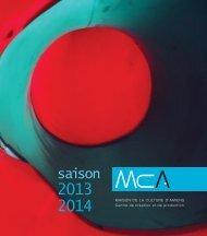 Télécharger la brochure de saison - Maison de la Culture d'Amiens