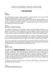 Carta dei Valori - Fondazione Rusconi